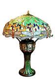 Lamp Burano — Stock Photo