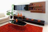 Mobília moderna 2 — Fotografia Stock
