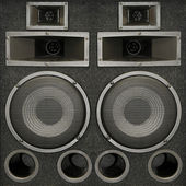 Speakers — Stockfoto