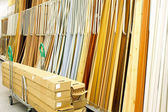 Warehouse materials — Stock Photo