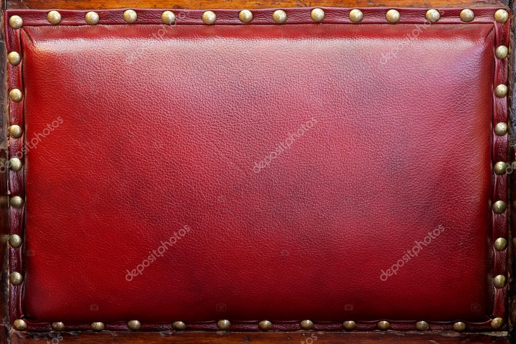Red Leather Back Stock Photo 169 Baloncici 2779086