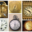 Old clocks — Stock Photo #2894607