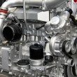 Diesel engine - Photo