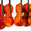Stock Photo: Violins