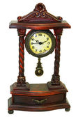 Decor clock — Stock Photo