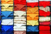 Sábanas y mantas — Foto de Stock