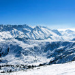 Stock Photo: Blue massif