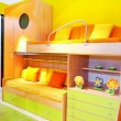 Kids room angle — Stock Photo