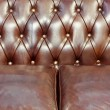 Stock Photo: Leather upholster