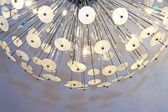 Chandelier detail — Foto Stock
