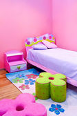 Girls room — Foto de Stock