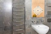 Mermer banyo — Stok fotoğraf