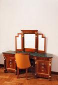 Old desk — Stock Photo