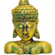 Green Shiva — Stock Photo