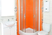 Orange shower — Foto de Stock