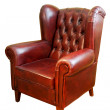 Armchair isolated — Stock Photo #3036651