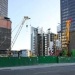 Construction site 2 — Stock Photo