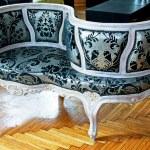 Double side sofa — Stock Photo