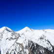 Foto Stock: Sunny mountain