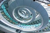 Ellipse stairway — Stock Photo