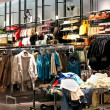 Stock Photo: Clothing shop