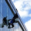 Windows cleaner — Stock Photo #3066316