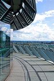 Penthouse view — Stock Photo