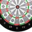 Royalty-Free Stock Photo: Dartboard