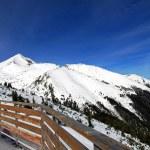 Mountain terrace — Stock Photo #3162858