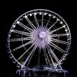 Fair wheel — Stock Photo