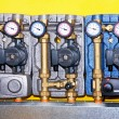 Heating pump - Stock Photo