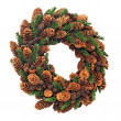 Royalty-Free Stock Photo: Wreath Christmas