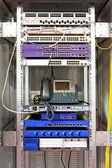 Network communication — Stock Photo