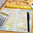 Map — Stock Photo #3172560