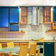 Stock Photo: modern kitchen