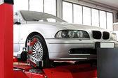 Auto service — Stockfoto