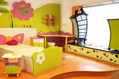 Children room — Foto de Stock