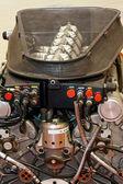 Formula engine — Stock Photo