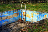 Rusty pool — Stock Photo
