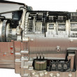 Gear box - Stock Photo