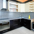 Stock Photo: Kitchen modern