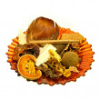 Stock Photo: Potpourri isolated