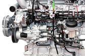 Engine closeup — Stock Photo