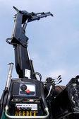 Truck crane — Stock Photo