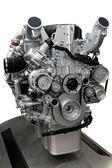 Turbo diesel engine — Stock Photo