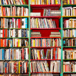 Royalty-Free Stock Photo: Bookshelf