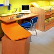 Stock Photo: Children desk