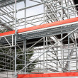 Stock Photo: Scaffolds