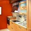 Terracotta kitchen horizontal — Stock Photo #3205379
