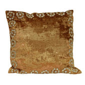 Pillow brown — Stock Photo